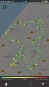 22 km in de beentjes — bij Fietsen voor m'n eten.