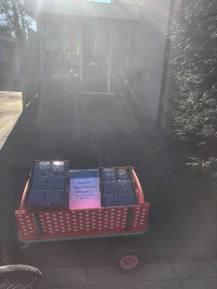 Deze zonovergoten blauwe bessen waren te koop bij Constantijn Palland aan de Oudelandstraat 70 in 's-Gravenzande. Heb je ze nog of binnenkort weer iets anders in jouw stalletje?