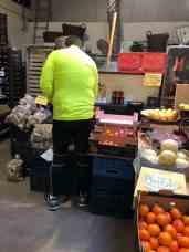 M'n lief aan de mandarijntjes bij Koornneef Versmarkt — bij Koornneef Versmarkt.