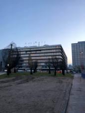 Hier gaat het allemaal gebeuren: het Beatrixgebouw van de Jaarbeurs — bij Jaarbeurs.