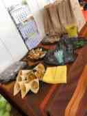 Ewa Van Vliet- Fludra van Courgettekwekerij van Vliet heeft zich uitgesloofd met de gele courgette in de keuken