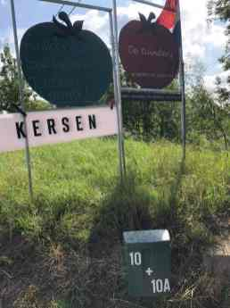 Eerste stalletje op 1 km van de camping: De Tuinderij Hekendorp — bij De Tuinderij Hekendorp.