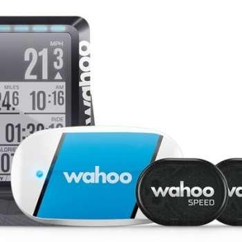 Wahoo Fitness ELEMNT & TICKR & RPM bundle