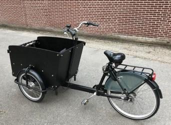 Bakfiets/cargo bike