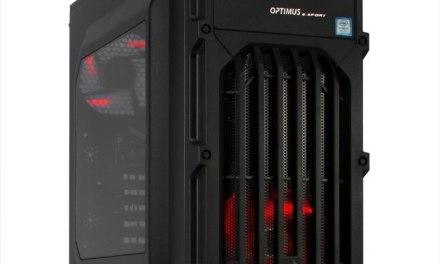 Komputer Gamingowy – Optimus, E-Sport MB360T-CR7 i5-8400/16GB/1TB/1060 6GB