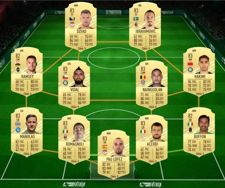 FIFA 21: Federico Chiesa TOTS disponível em DME   FIFA Brasil Notícias