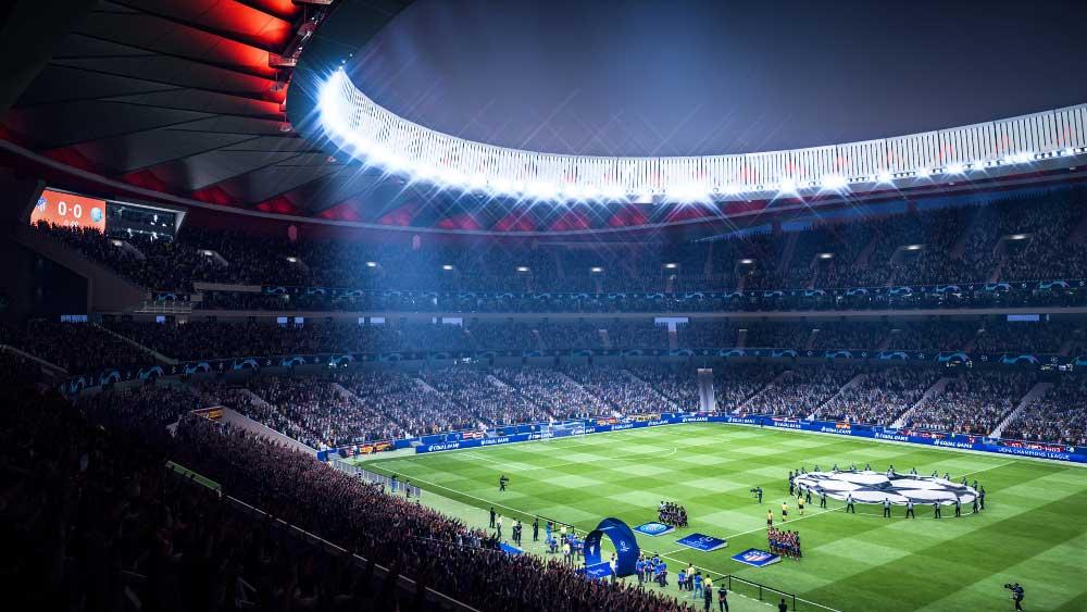 FIFA 19 Ekran Görüntüleri - Tüm Resmi FIFA 19 Görüntüler