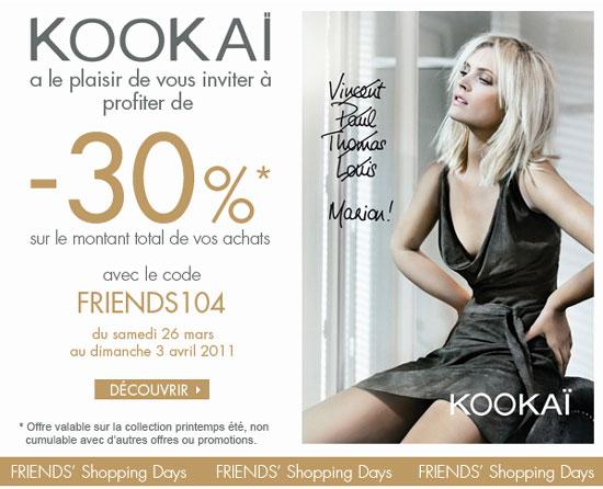 Les Friends Shopping Days de Kookaï   2011 03 28 14h05 22