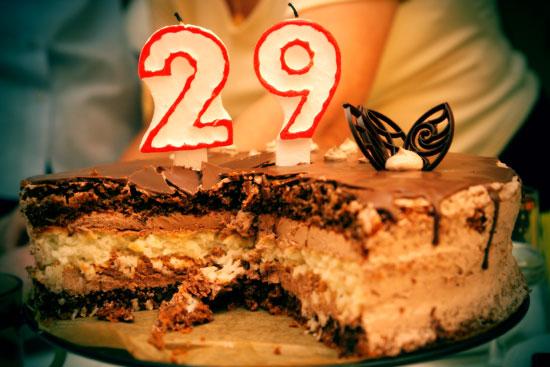 Je me souhaite un joyeux anniversaire !   29
