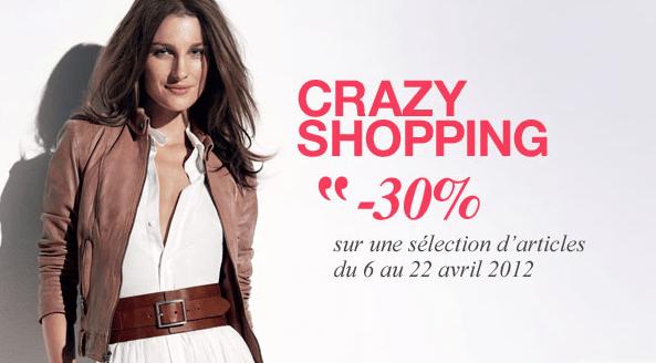 Crazy shopping Caroll   caroll crazy shopping