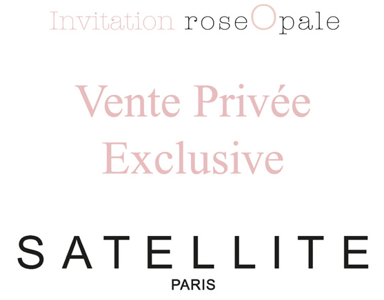 Ventes privées Satellite by roseOpale   Automne 2013   vente privée satellite