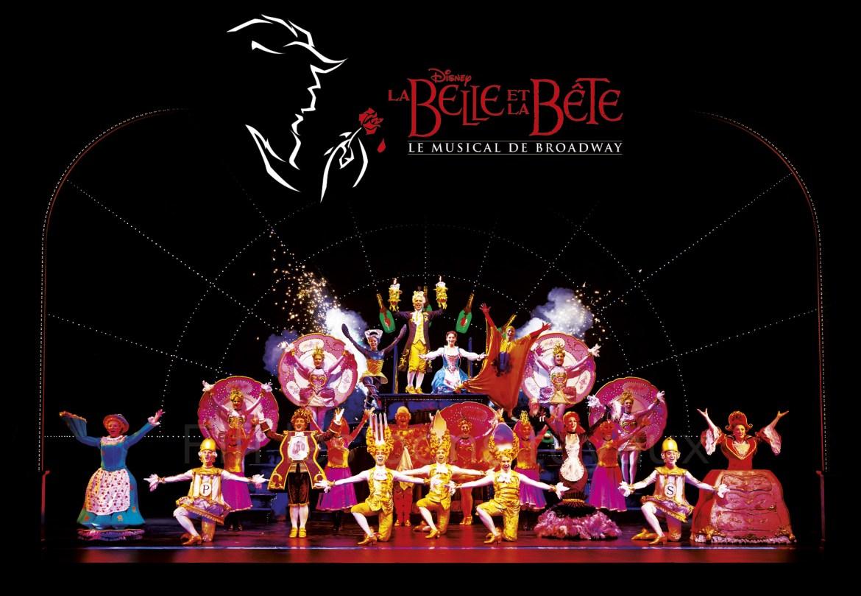 Retour en enfance avec La Belle et La Bête   la belle et la bête
