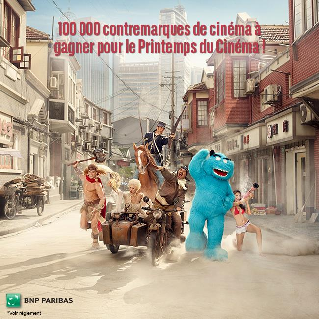 bnp paribas printemps du cinema