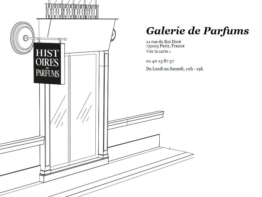 Histoires de Parfums élit domicile dans le Marais   histoire de parfums 4