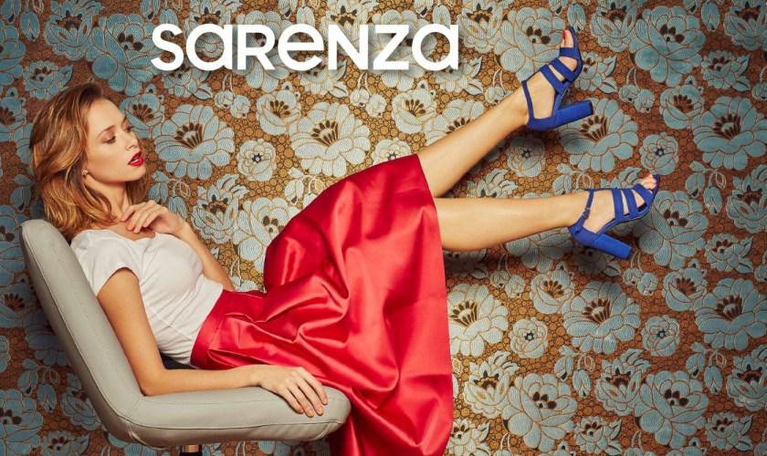 vente privée Sarenza
