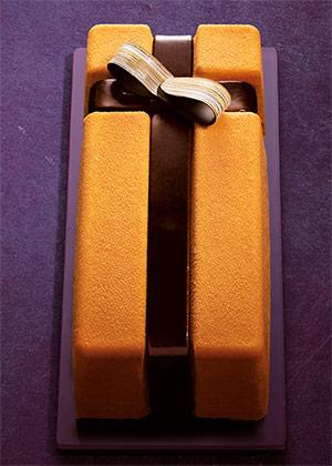 Table de fête   cadeau caramel thiriet