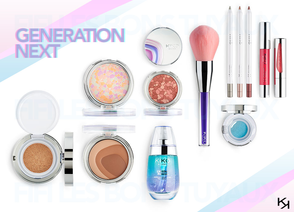 Generation Next   Kiko Printemps 2015   generation next kiko