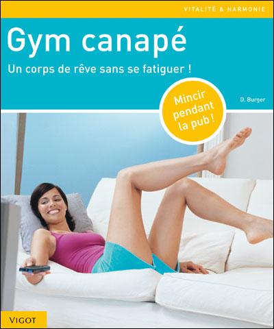 Vittel transforme mon canapé en baskets !   gym canapé