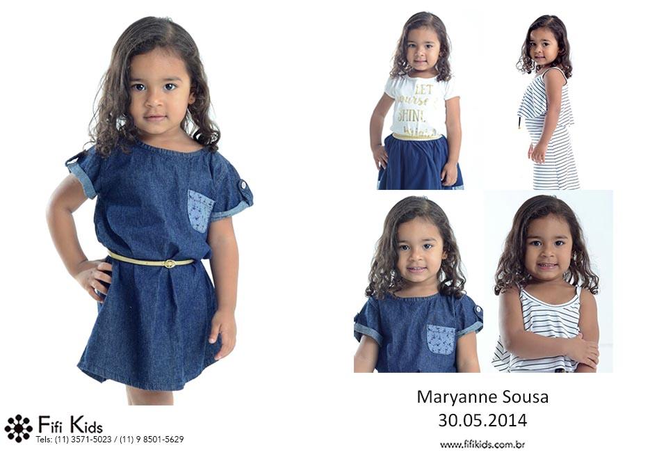Maryane Souza Fifi Kids Agência de modelos e atores mirins