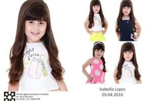 Isabella Lopes 03.04.2016