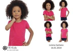 Lorena Santana 16.01.2014