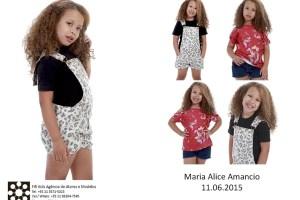 Maria Alice Amancio 11.06.2015