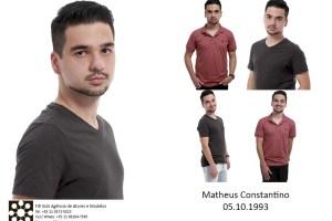 Matheus Constantino 05.10.1993