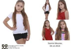 Yasmin Messias 04.12.2014