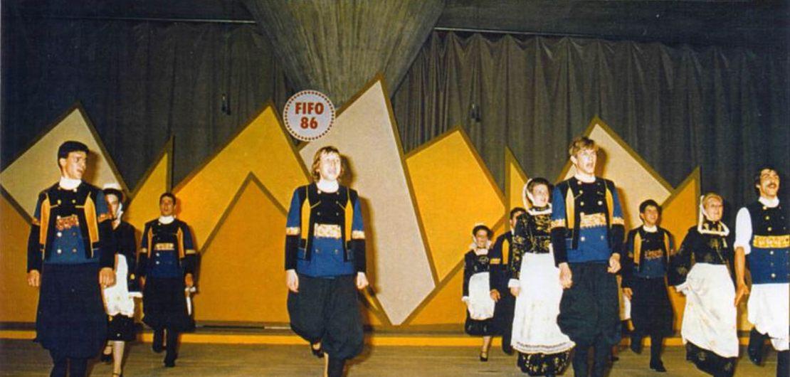 1986 à 1988 FIFO Martigny