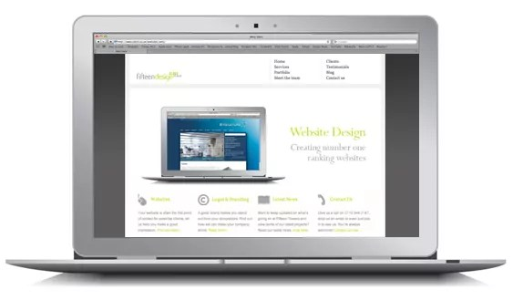 Launched New Website Design by Nottingham Graphic Design Agency