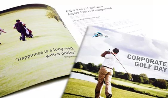 new boy neal's Corporate Brochure Design
