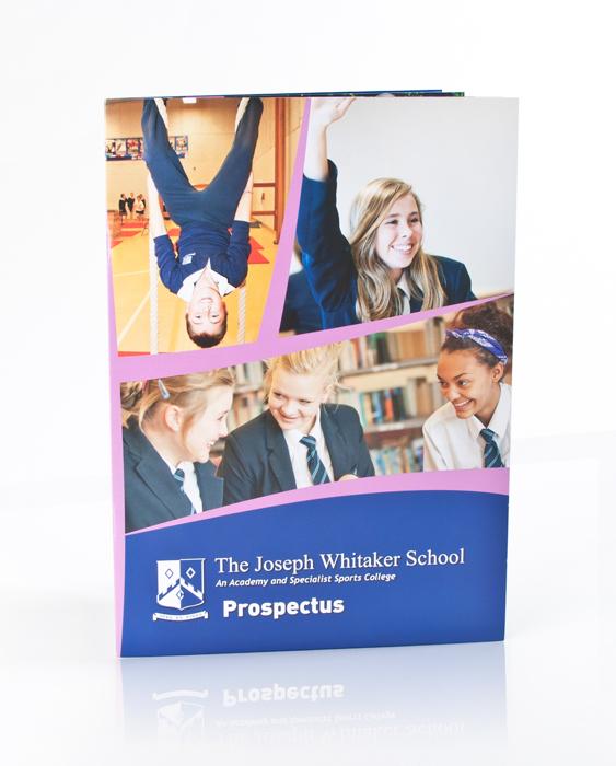 schools prospectus design