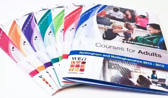 booklets for WEA