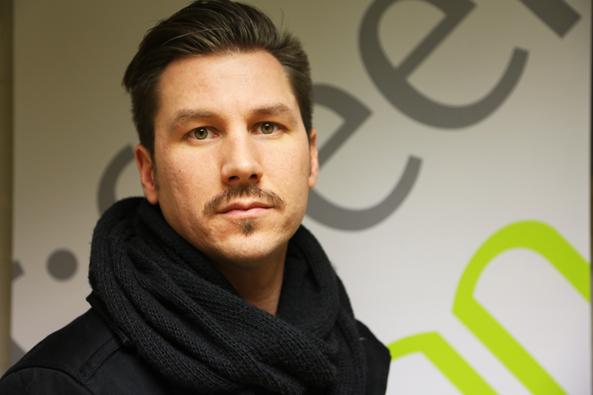 simon moustache for movember