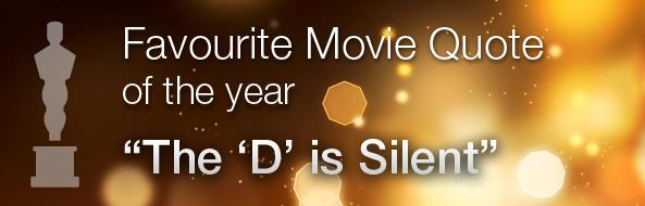 Favourite Movie Quote
