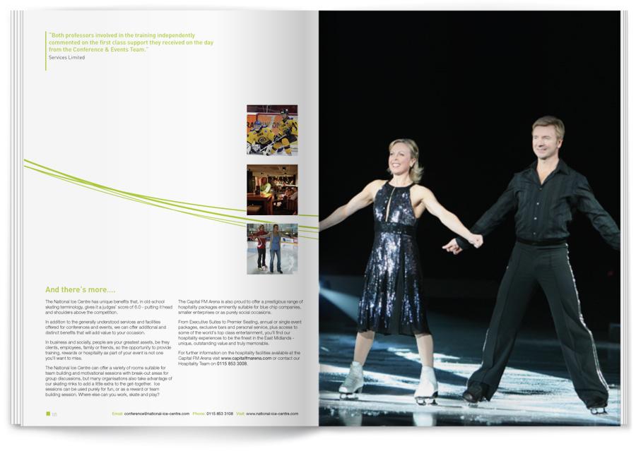 national-ice-centre-booklet-design
