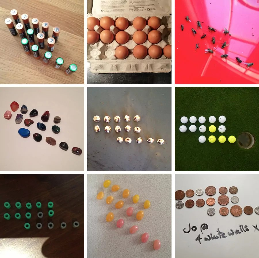 your dots collage 2
