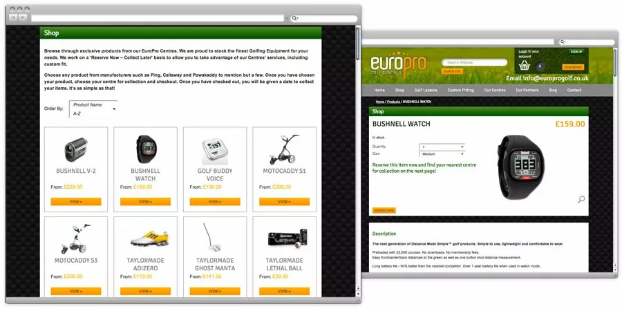 responsive-golf-web-design-europro