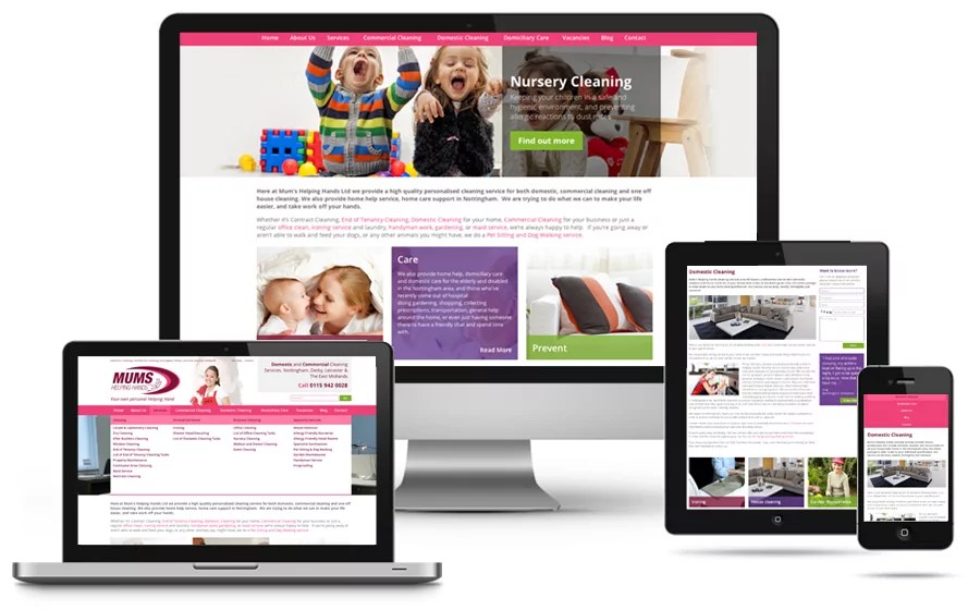 mums-helping-hands-responsive-web-design-nottingham
