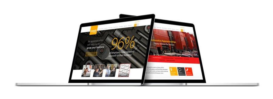 Remit Apprenticeship Website Design