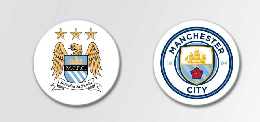 Man city badge - fifteen