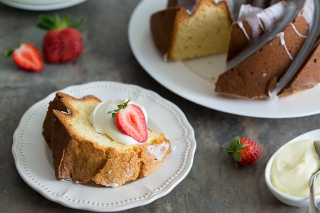 Easy Butter Cake Recipes Scratch