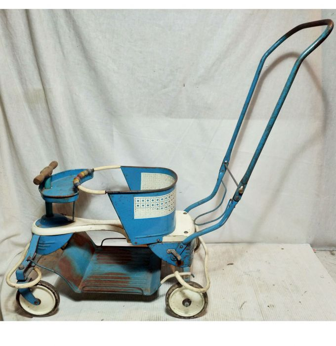 vintage 1950 s baby stroller original