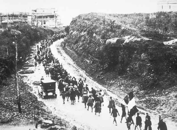 29 Οκτωβρίου 1922: Η πορεία στη Ρώμη