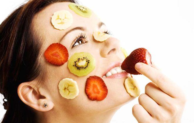 Καλλυντικά προσώπου από φρούτα!