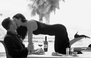 Το καλύτερο σεξ… σερβίρεται στο πιάτο