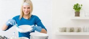 Το πλύσιμο πιάτων διώχνει τις παιδικές αλλεργίες!
