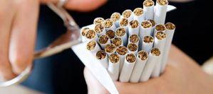 Πώς να κόψεις το κάπνισμα «μαχαίρι»