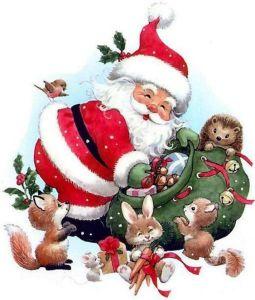 Άι Βασίλης- Santa Claus