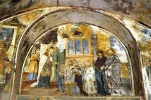 Εισόδια της Θεοτόκου: Η καλογερική της Παναγίας